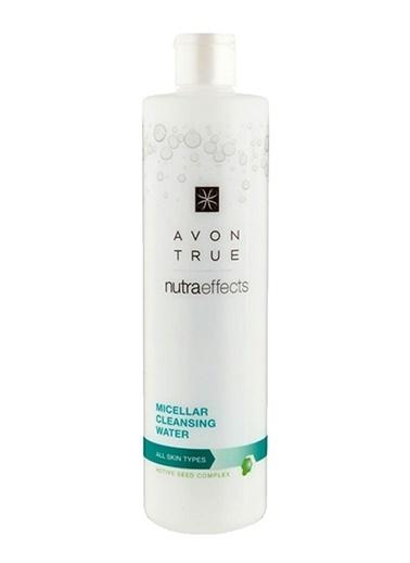 Avon True Nutra Effects Temizleme Suyu 400 Ml Renksiz
